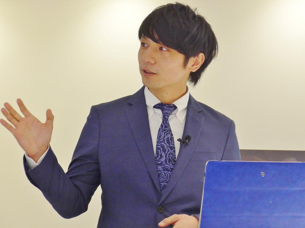 株式会社LUDIA代表取締役 横川光