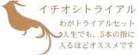イチオシトライアル
