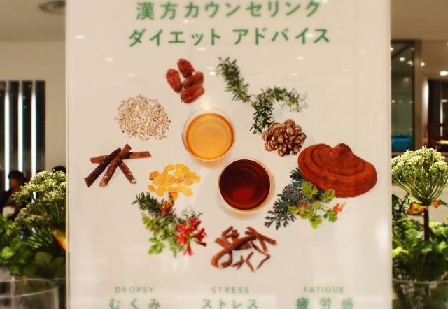 漢方カウンセリング ダイエットアドバイス