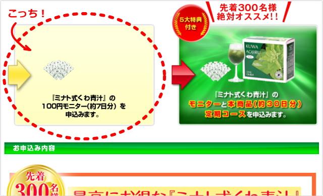 ミナト製薬 青汁 注文方法