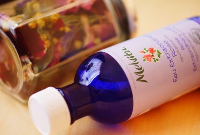 メルヴィータ ローズ化粧水