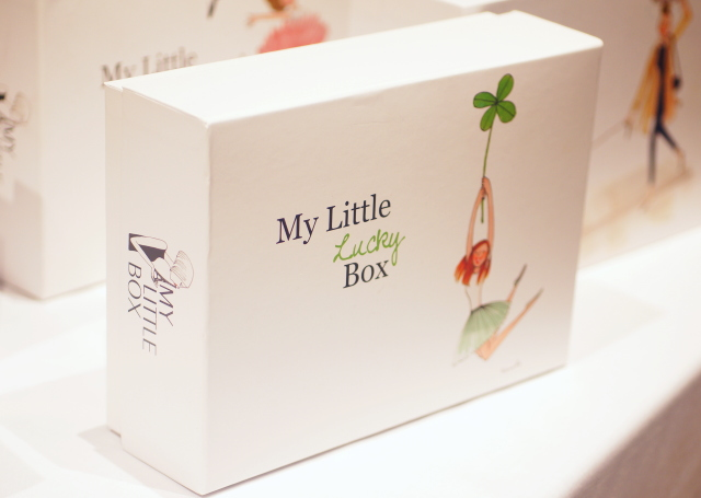 MY LITTLE BOX 箱可愛い