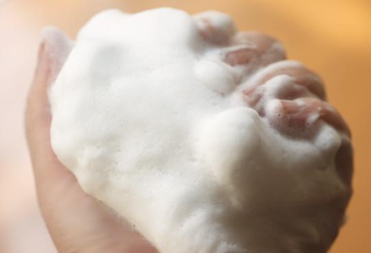 40代 洗顔料